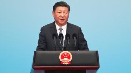 El presidente de China, Xi Jinping(Reuters)