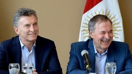 Mauricio Macri encabgeza la reunión de gabinete nacional junto a Juan Schiaretti Presidencia 162