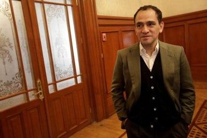 El titular de la hacienda publicó un video en el que explica el panorama internacional en la lucha económica contra el COVID (Foto: Reuters / Gustavo Graf Maldonado)