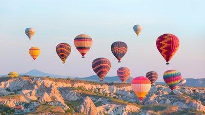 El recorrido por Capadocia es uno de los 'must' a la hora de visitar Turquía.
