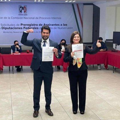 Busca Arturo Carmona busca convertirse en diputado federal en Nuevo León