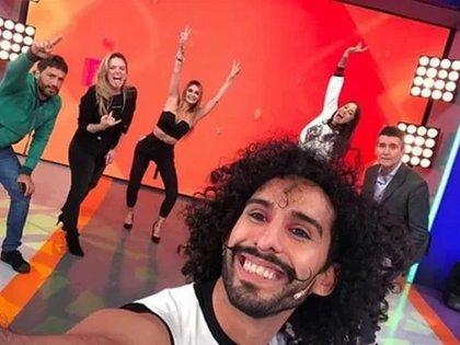Algunos de los famosos que estuvieron invitados al programa que se grabó el sábado 13 de junio y salió al aire el lunes 15