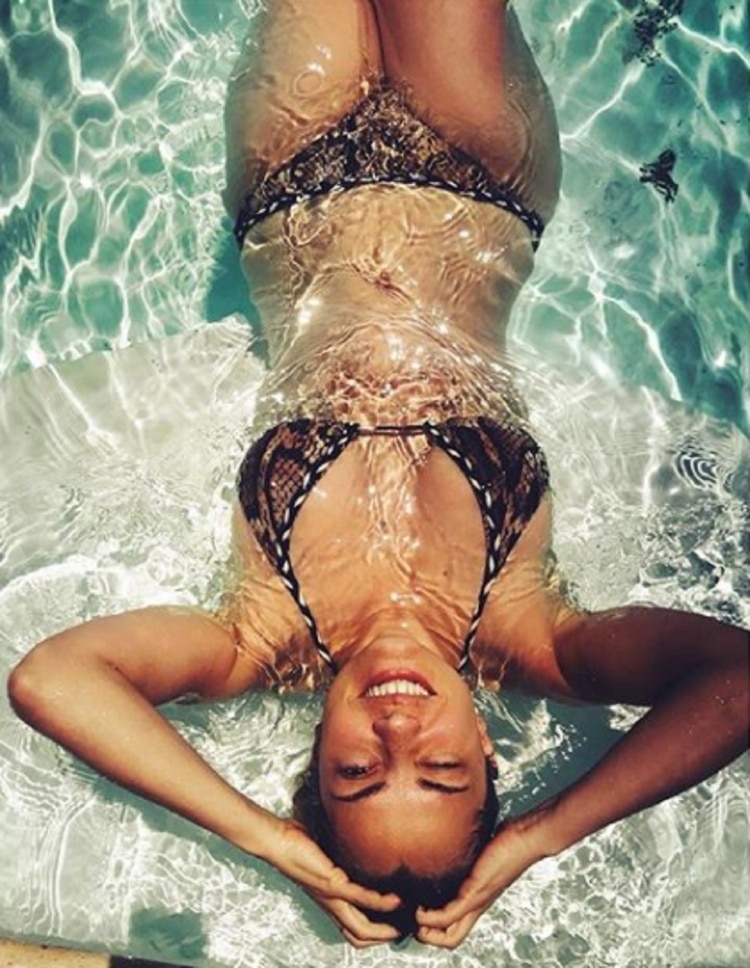 El Inesperado Desnudo De Dolores Fonzi Infobae