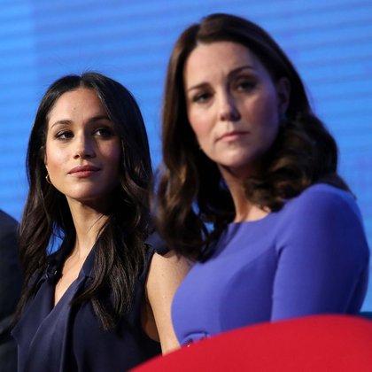 La convivencia de Kate Middleton y Meghan Markle no funcionó, y la duquesa de Sussex con Harry se mudaron al castillo de Windsor