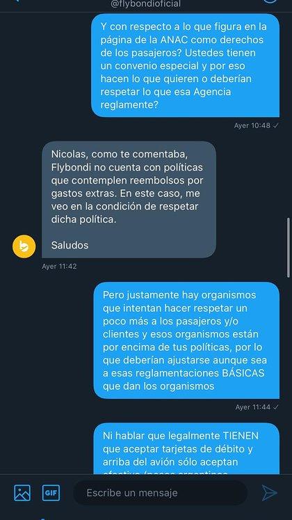 """La empresa Flybondi pide """"disculpas"""" por las demoras en el vuelo"""