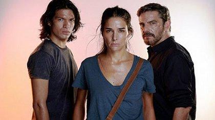 "Mauricio Paniagua, Juana Viale y Fabián Mazzei, protagonistas de ""Trópico"""