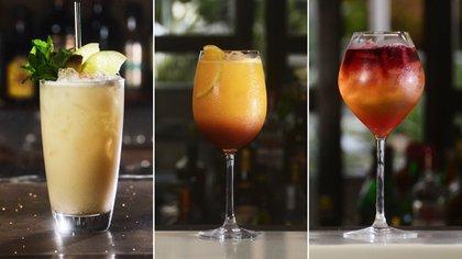 Jugos de frutas y verduras, y una vuelta a las bebidas nacionales, son los pilares del la coctelería en el comienzo de 2020