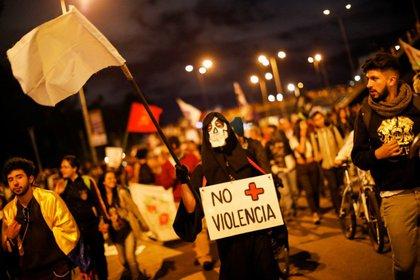 La tasa de homicidios en 2019 fue de 25 por cada 100.000 habitantes. REUTERS/Carlos Jasso