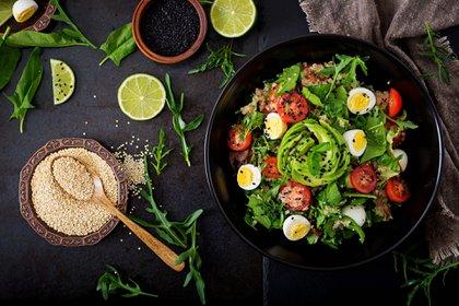 Una dieta sanatiene un impacto directo en el tratamiento de enfermedades como la diabetes.