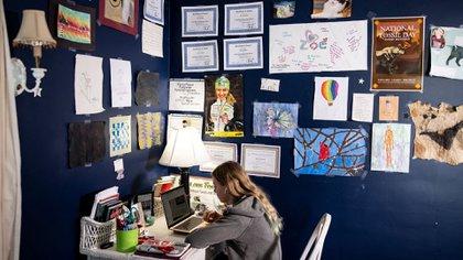 Se tomarán acciones disciplinarias contra la profesora (Foto: Tim Gruber/The New York Times)