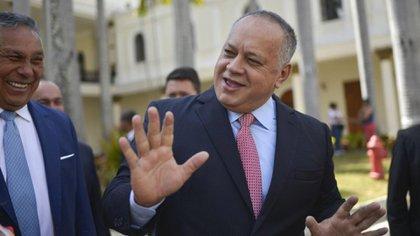 Diosdado Cabello, como presidente de la Constituyente, no permitió que constituyentes conocieran la Ley Antibloqueo