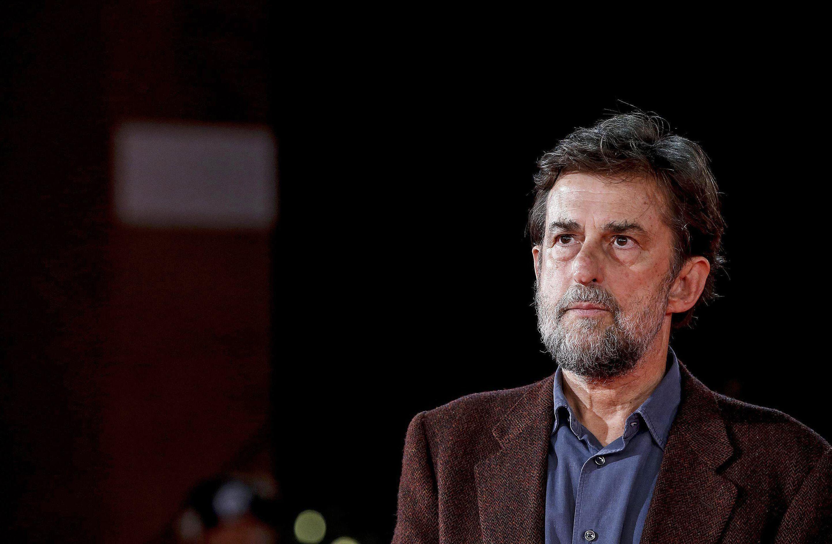 El director italiano Nanni Moretti. EFE/Fabio Frustaci/Archivo
