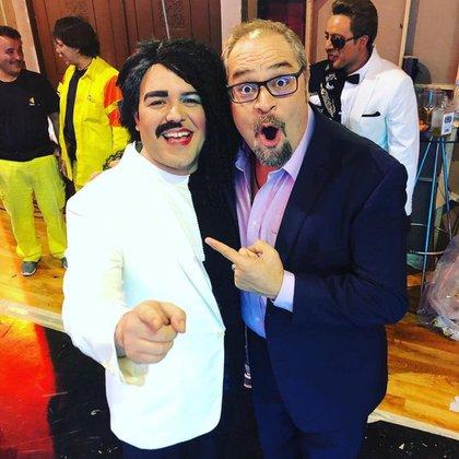 """Bardelli participó en tres temporadas de """"Parodiando"""" (Foto: Twitter @carlosbardelli)"""