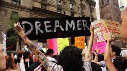"""""""Dreamers"""", los inmigrantes que llegaron ilegalmente a Estados Unidos siendo niños"""