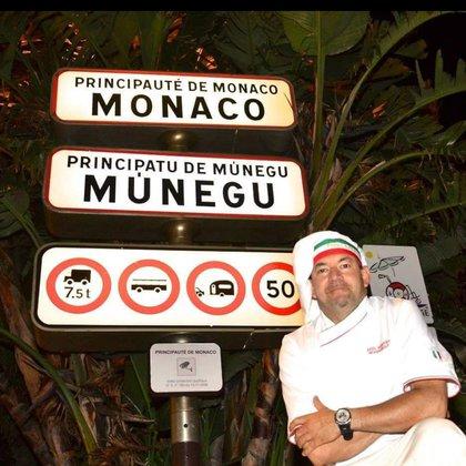 El chef llegó a Mónaco en 2008 y trabajó en varios restaurantes de primer nivel