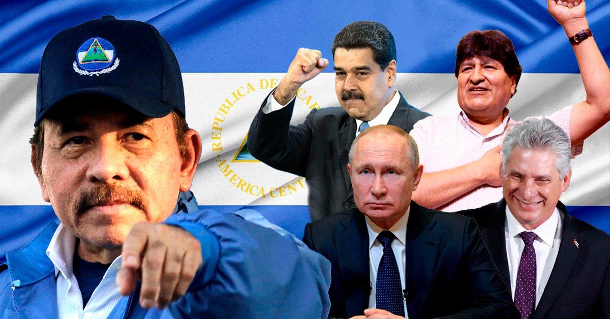 Daniel Ortega cada vez más aislado en el mundo: los ex aliados que lo  abandonaron y quiénes todavía lo apoyan - Infobae