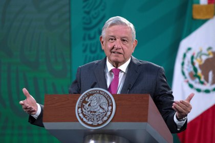(Foto: EFE/Presidencia de México)