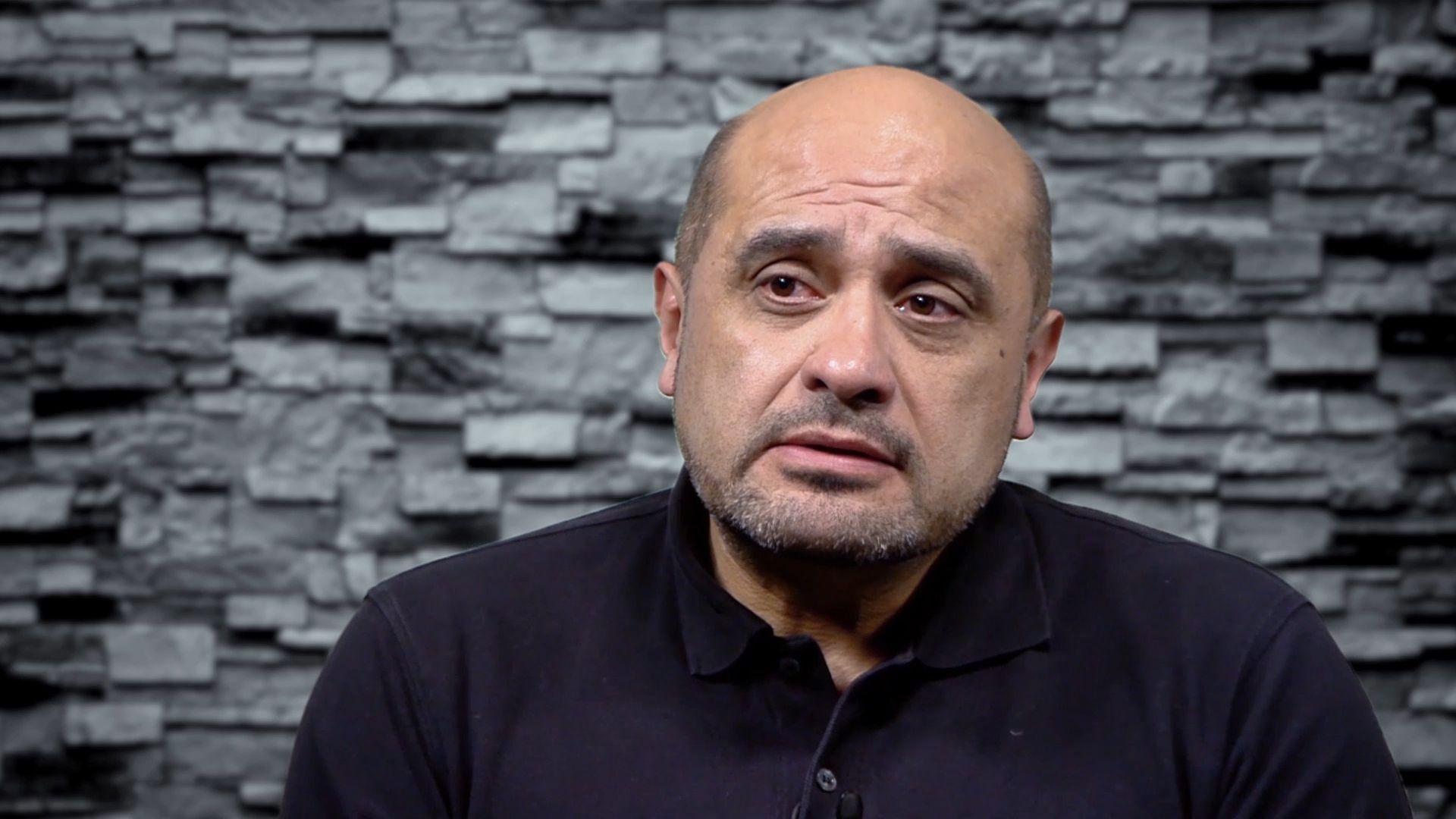 Francisco Giménez, el abogado que representa a las víctimas y es querellante en la causa contra Melella (Lihueel Althabe)