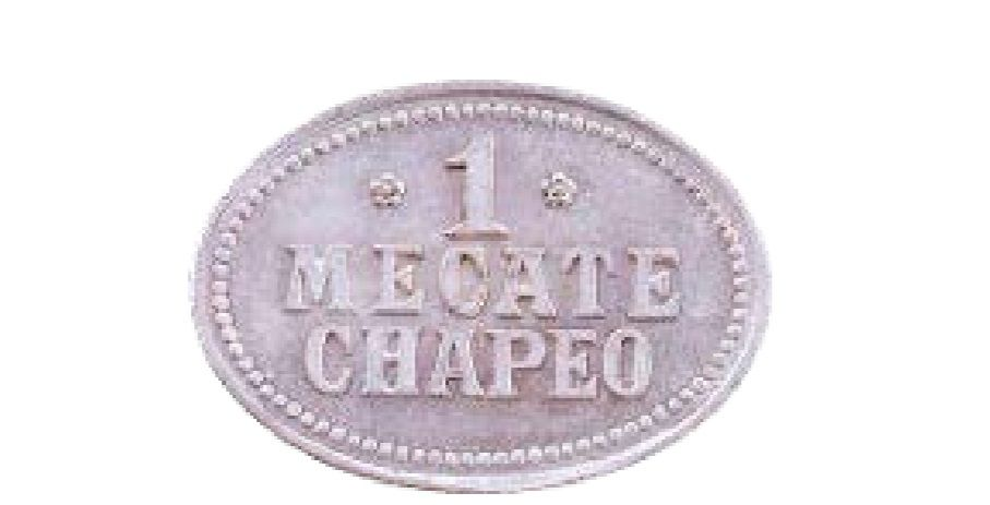 Moneda de la Hacienda Dziuché (Foto: Banco de México)