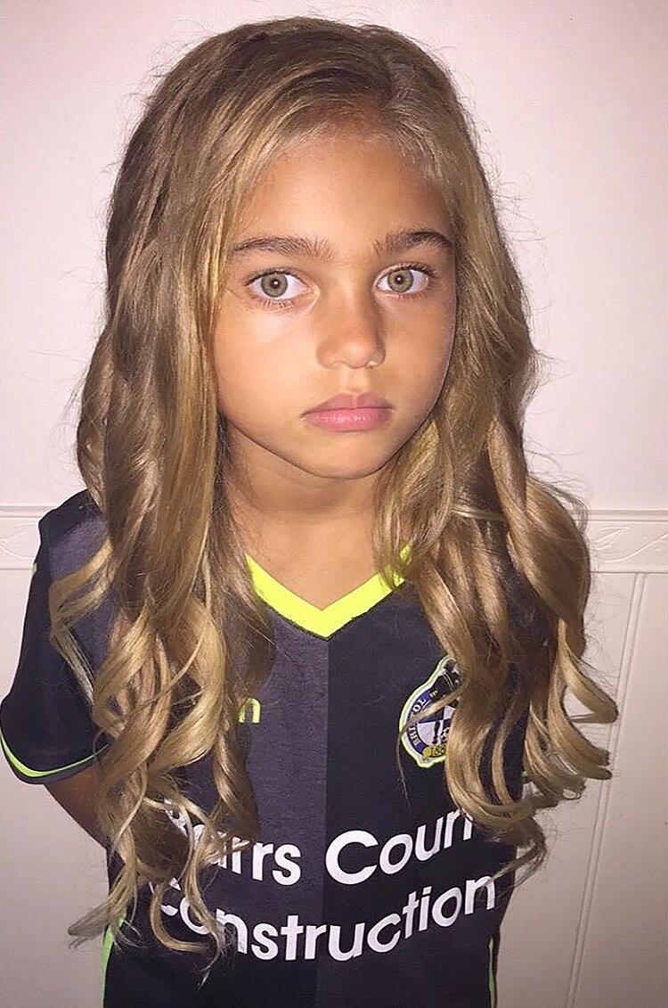 Kya-Shae Walker es fanática del fútbol y es parte del equipo de su escuela