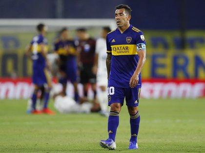 Boca y Santos empataron 0-0 y la serie está abierta (Reuters)