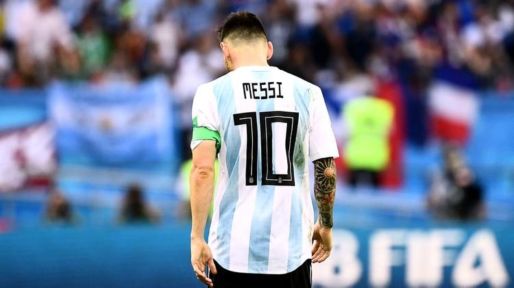 Lionel Messi hizo bien en tomarse un tiempo sin jugar en la Selección abd8d8ea08760