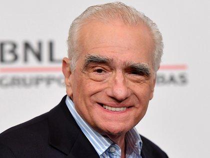 El director estadounidense Martin Scorsese.