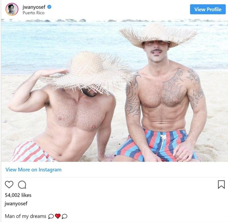 (Instagram jwanyosef)