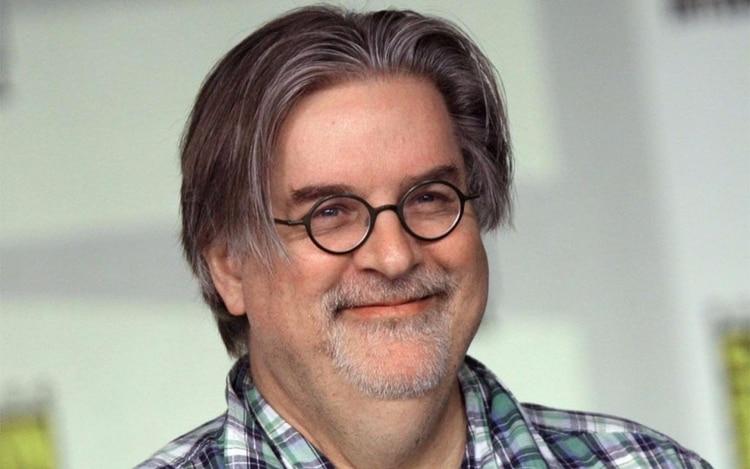 """Matt Groening, el creador de """"Los Simpson"""""""