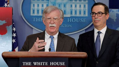 John Bolton (Reuters)