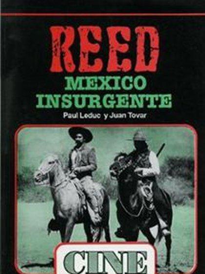 Su primera película de ficción fue estrenada en 1973 y está basada en el libro de John Reed (Foto: Archivo)