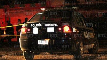 Una patrulla en el lugar de los hechos (Foto: am)