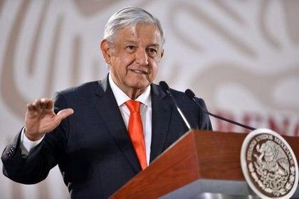 López Obrador explotó contra Reforma. (Foto: lopezobrador.org.mx)