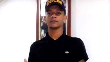 """El Sargento Segundo Luis Armando Monsalve Estaba, alias """"El Alacrán"""""""