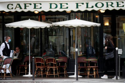 """En París rige el """"alerta máxima"""" desde el lunes pasado. REUTERS/Gonzalo Fuentes"""