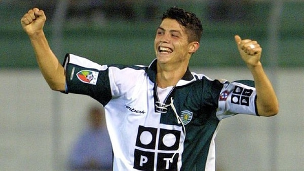 Ronaldo finalmente fue transferido al Manchester United