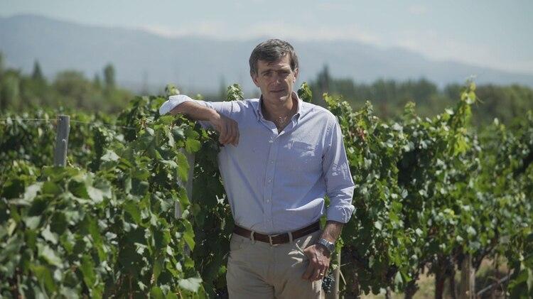 Pablo Cúneo, enólogo de Luigi Bosca