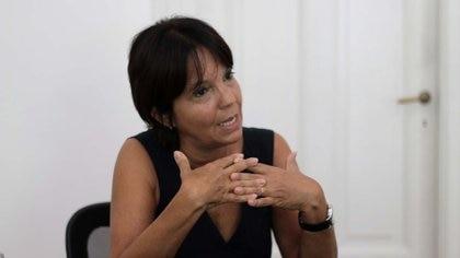 La titular de la AFIP, Mercedes Marcó del Pont, debió ir prorrogando y empalmando plazos para no minar la base de contribuyentes  Lihue Althabe