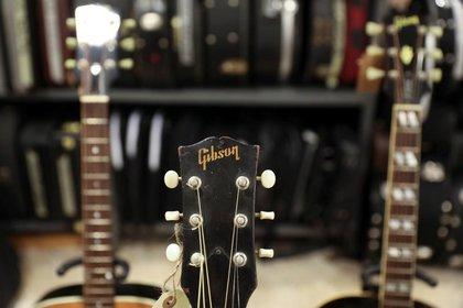 Matís Montali, músico y docente aseguró que el principal problema a la hora de dar clases de guitarra es el de las conexiones a internet (Reuters)