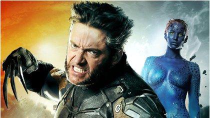 Wolverine y Mystique pertenecen a la saga de X-Men
