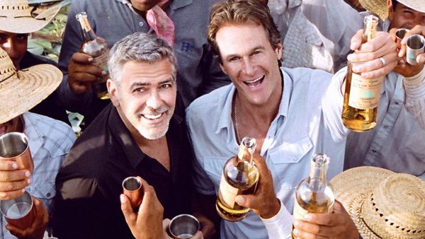 George Clooney vendió su marca de tequila por una suma astronómica