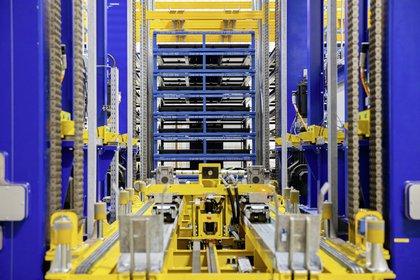 """Una línea de producción de baterías eléctricas, claves para que """"arranque"""" el parque de maquinaria agrícola (Europa Press)"""