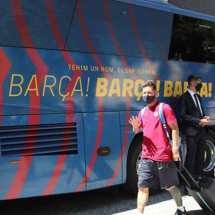 Barcelona: Samuel Umtiti, positivo por coronavirus
