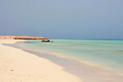 Praia Sharm El Luli