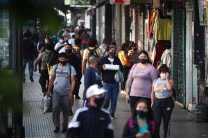 Coronavirus en Argentina: confirmaron 29.145 nuevos contagios y 316 muertes en las últimas 24 horas