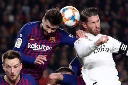 Ruggeri aseguró que Sergio Ramos es el mejor defensor de la actualidad (Foto: Reuters)