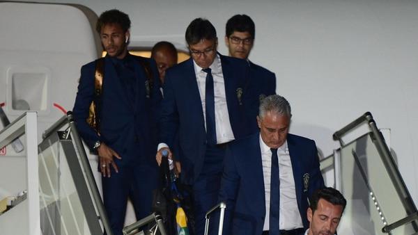 Brasil llega como una de las máximas favoritas a quedarse con la Copa del Mundo (Foto: Reuters)
