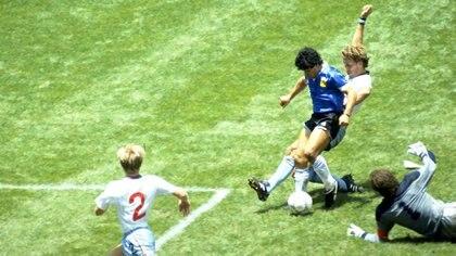 Maradona era la estrella máxima del Barcelona (Foto: Reuters)