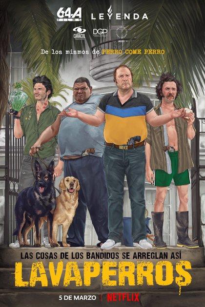 La película colombiana 'Lavaperros', dirigida por Carlos Moreno, llegará a  Netflix el viernes 5 de marzo - Infobae