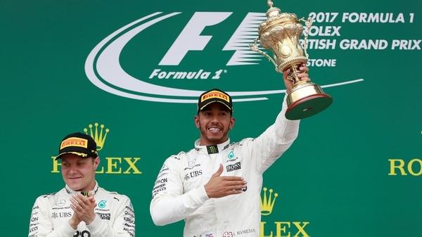 Lewis Hamilton fue el último campeón de la Fórmula 1 (Reuters)